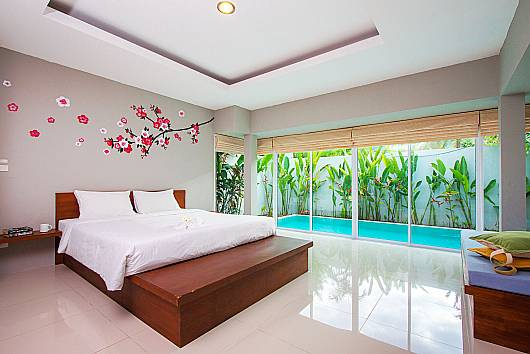 Rent Samui Villa: Moonscape Villa 101 - 1 Bed, 1 Bedroom. 5400 baht per night