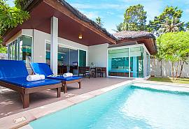 Moonscape Villa 102 | 1 Bed Pool House in Chaweng Samui