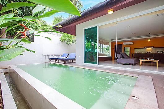 Аренда виллы на Самуи: Moonscape Villa 202 - 2 Beds, 2 Спальни. 7600 бат в день