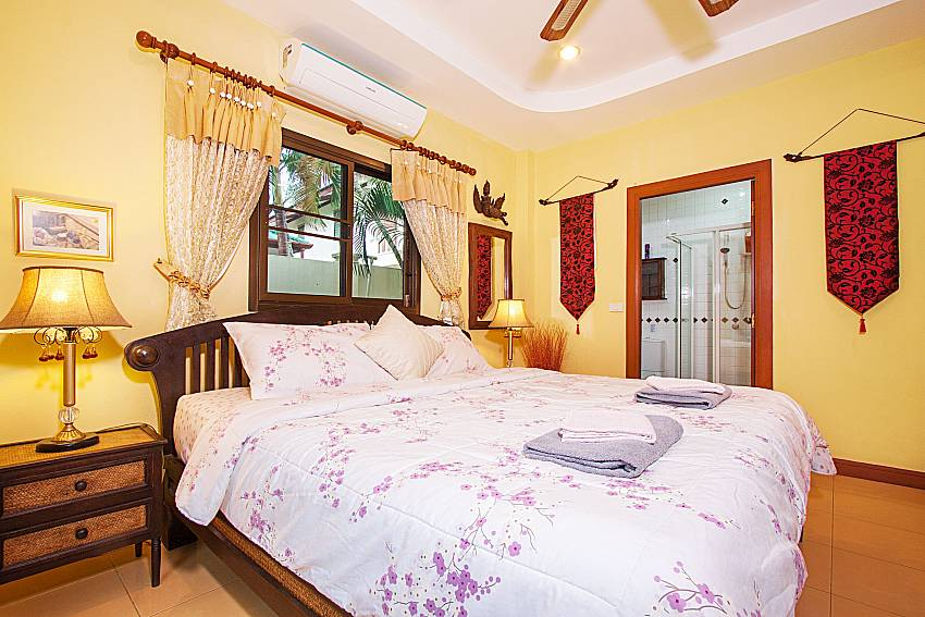 Bedroom Villa Kaipo in Phuket