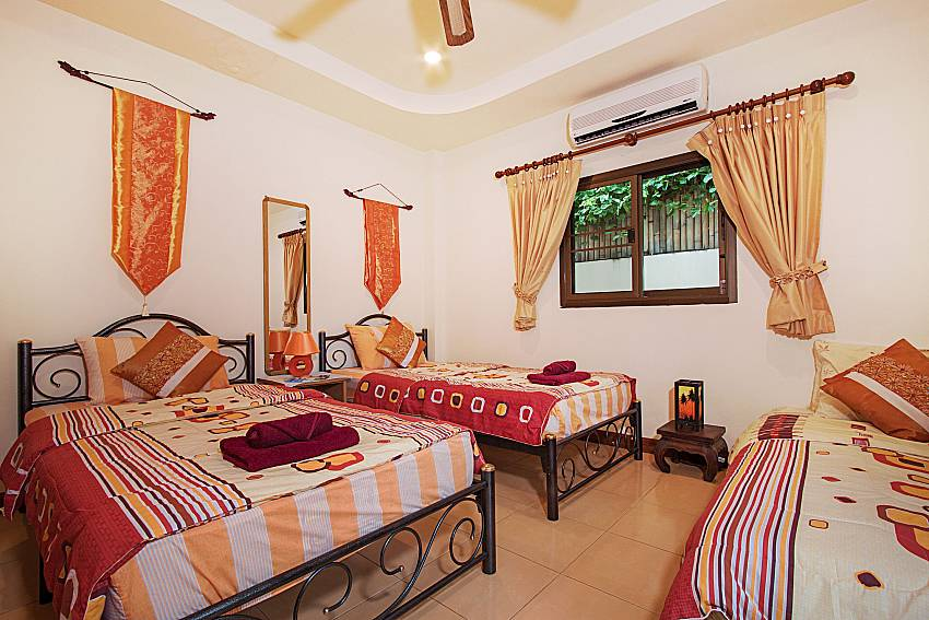 Bedroom Villa Genna in Rawai Phuket
