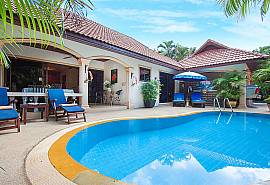 Villa Onella | 2 Bed Tucked Away Pool Villa in West Phuket