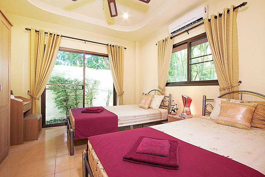 Bedroom Villa Onella in Phuket