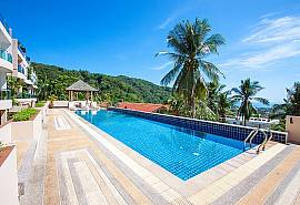 Vara Apartment | Large 3 Bed Sea View Condo in Phuket