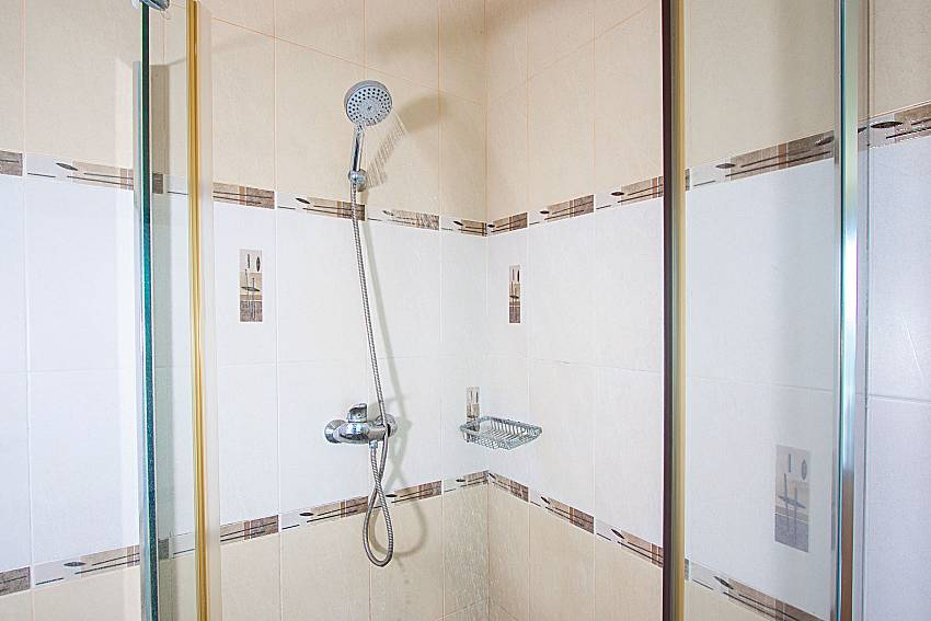 Shower Vara Apartment at Kata in Phuket