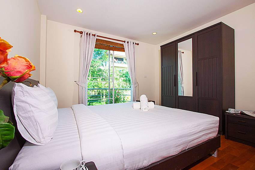 Bedroom Vara Apartment at Kata in Phuket