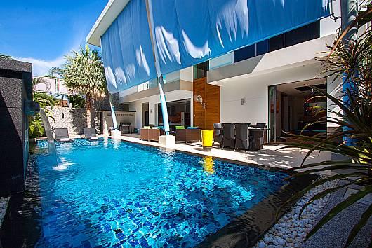 Аренда виллы на Пхукете: Villa Fullan – 3 Beds, 3 Спальни. 8050 бат в день
