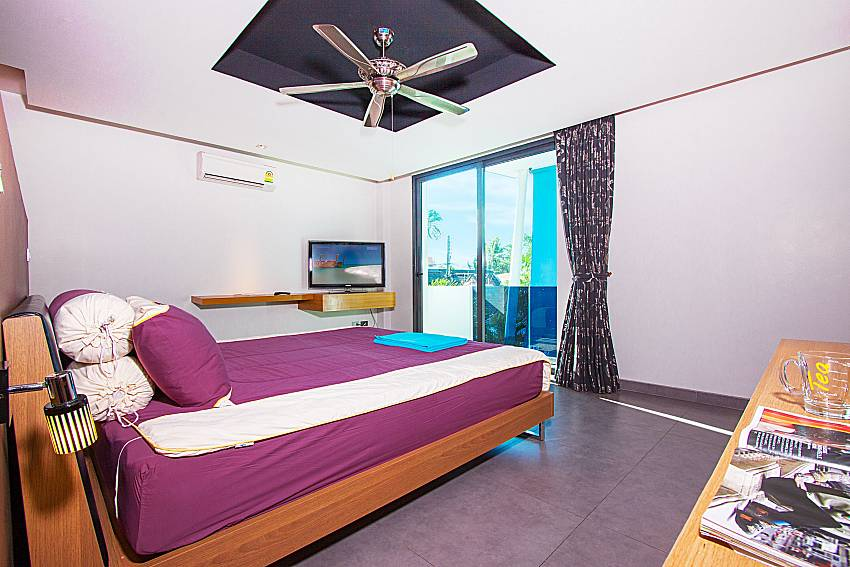 Bedroom Villa Fullan in Phuket