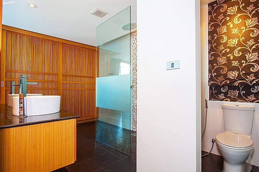 Bathroom Villa Fullan in Phuket