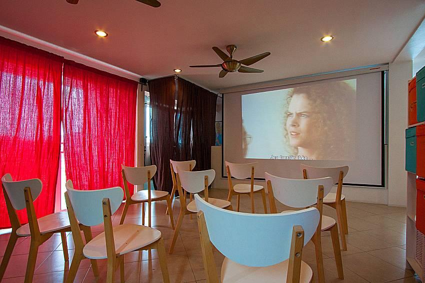 Theatre Villa Niyati in Phuket