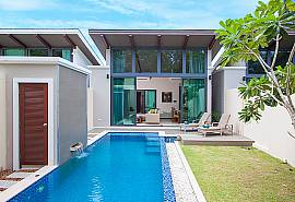 Poonam Villa | Stunning 2 Bed Pool Home in West Phuket