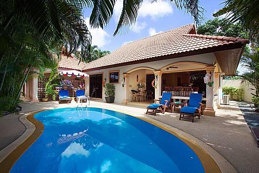 Аренда виллы на Пхукете: Villa Maiki - 2 Beds, 2 Спальни. 8900 бат в день