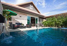 Casterly Villa | Modern 3 Bed Pool Villa in Jomtien Pattaya