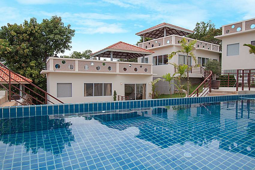 Swimming pool Villa Mak Di 103 in Samui