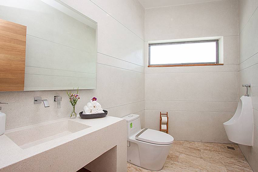 Bathroom Sky Dream Villa in Samui