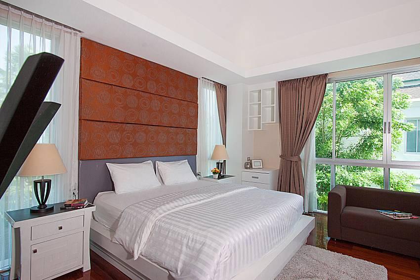 Bedroom Villa Modernity A in Pattaya