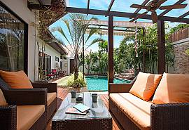 Villa Majestic 67 | 3 Bed Pool Garden Villa Central Pattaya