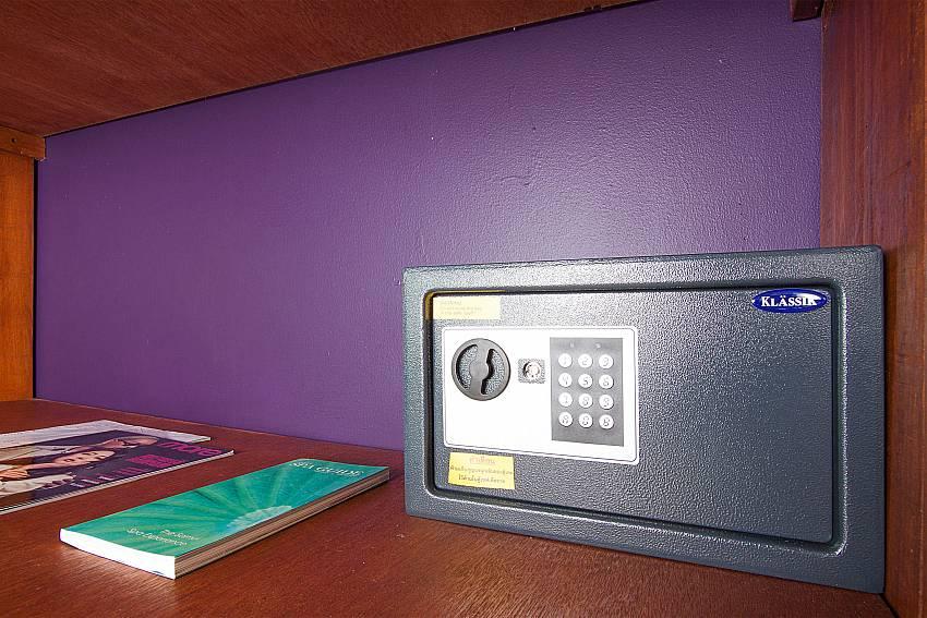 Safe deposit box-Villa High Rise_Bophut_Samui_Thailand