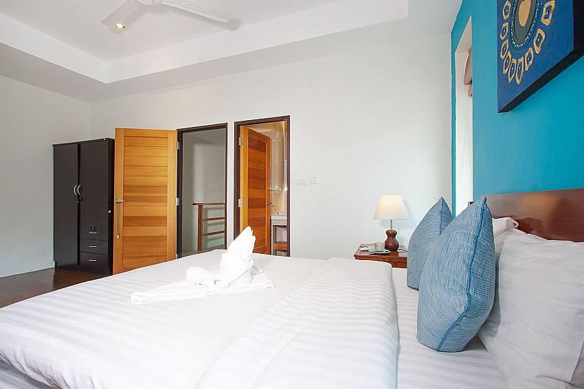 Bedroom Villa Janani 202 in Samui
