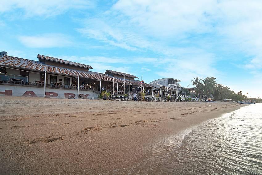 Beach Villa Janani 202 in Samui