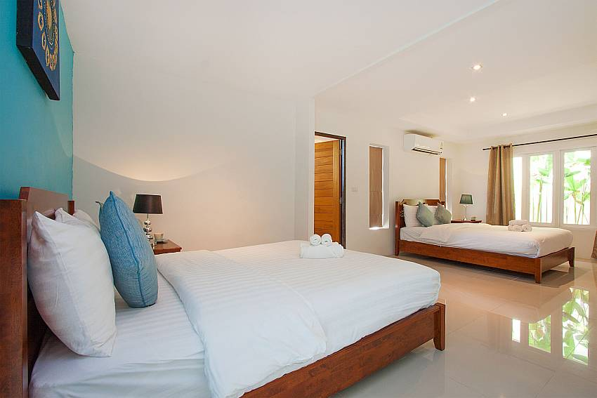 Bedroom Villa Janani 302 in Samui