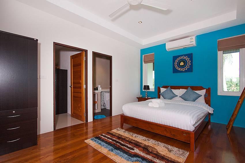 Bedroom Villa Janani 304 in Samui