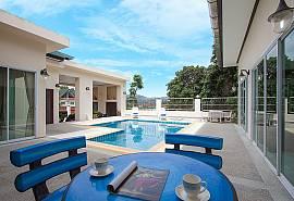 Villa Aruma - роскошная вилла с 5-ю спальнями и бассейном на Кату, Пхукет