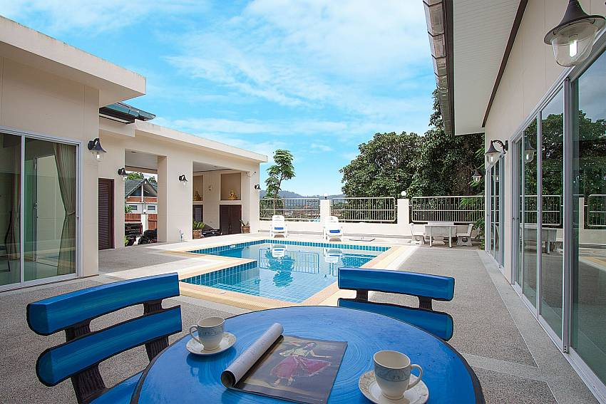 5 Bed Pool Rental In Private Convenient Location Phuket