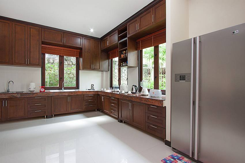 Kitchen Villa Aruma in Phuket