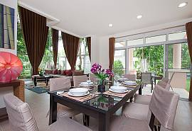 Blue Lagoon Hua Hin 301 | Exquisite 3 Bett Villa
