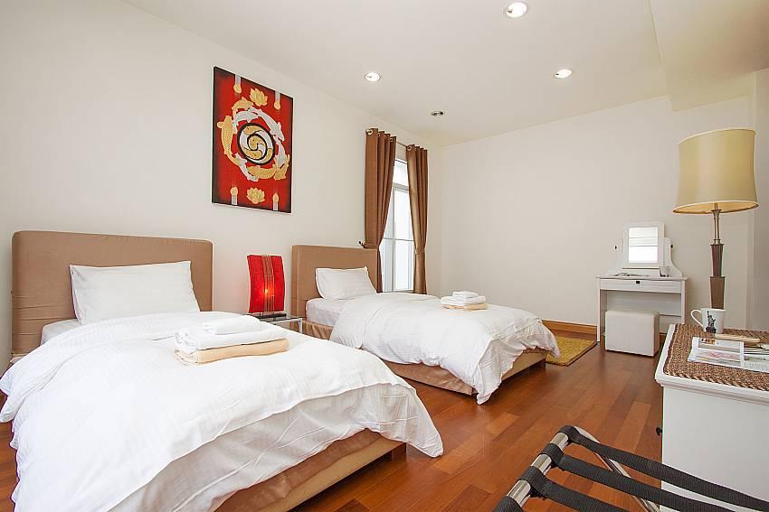 Bedroom Blue Lagoon Hua Hin 301 in Hua Hin