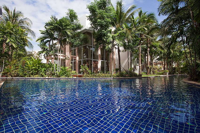 Swimming pool and property Blue Lagoon Hua Hin 301 in Hua Hin