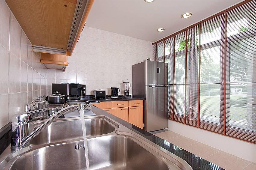 Kitchen Blue Lagoon Hua Hin 301 in Hua Hin