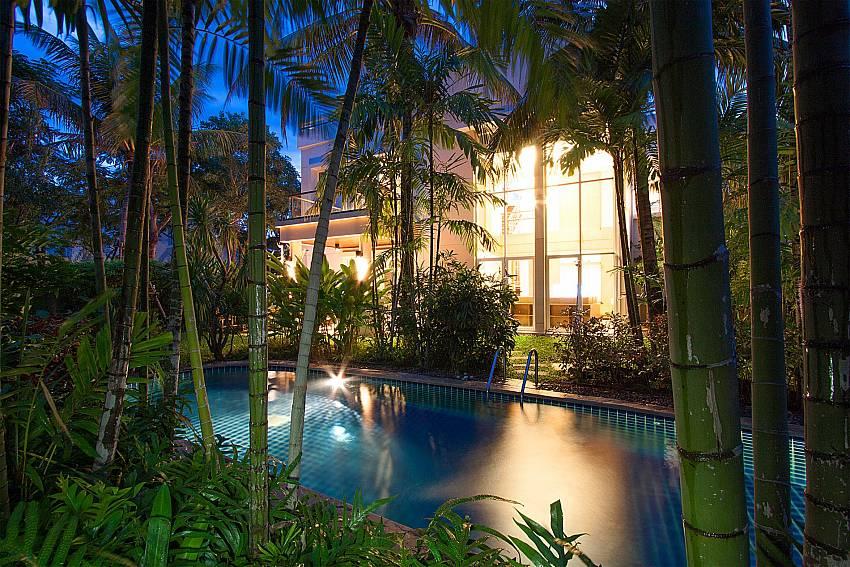 Swimming pool and property Blue Lagoon Hua Hin 401 in Hua Hin