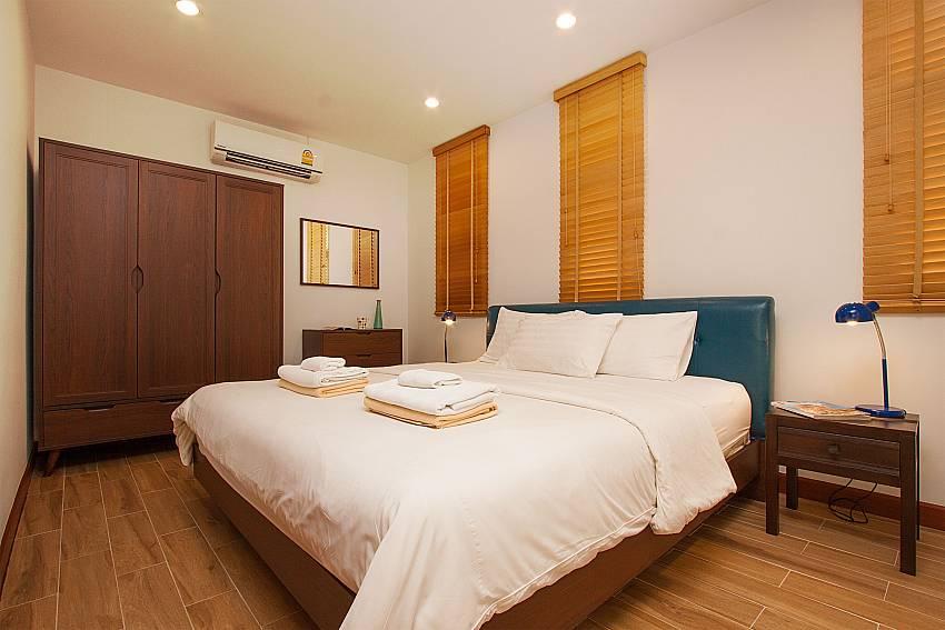 Bedroom Blue Lagoon Hua Hin 401 in Hua Hin