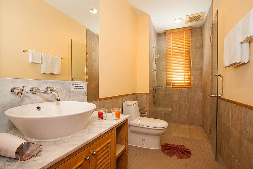 Bathroom with shower Blue Lagoon Hua Hin 401 in Hua Hin