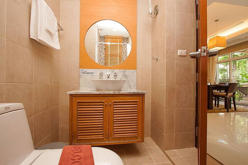 Bathroom Blue Lagoon Hua Hin 401 in Hua Hin