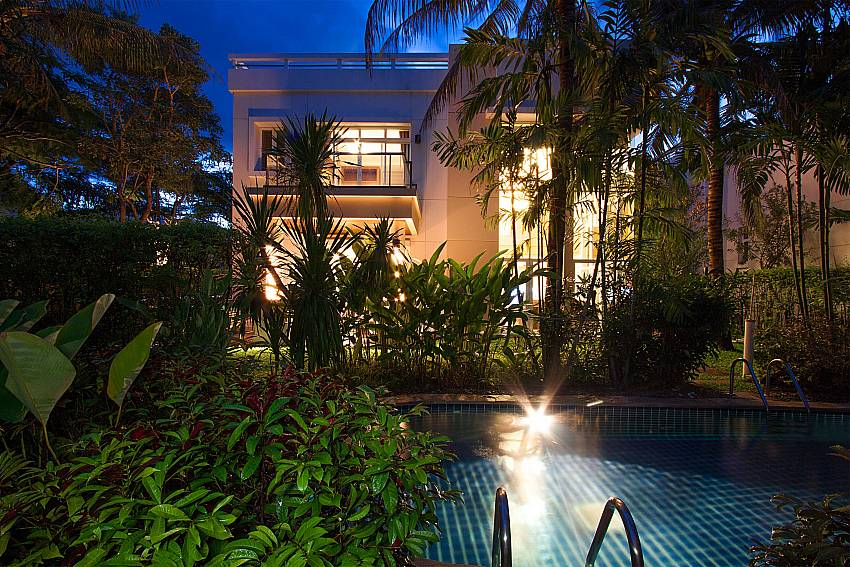 Swimming pool and property Blue Lagoon Hua Hin 401 in Hua Hin