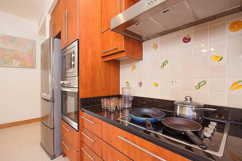Kitchen Blue Lagoon Hua Hin 201 in Hua Hin