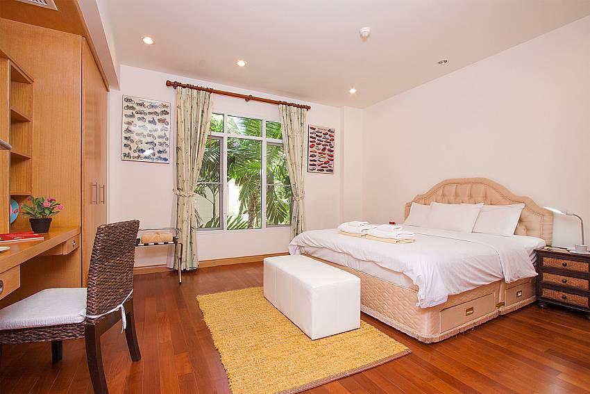 Bedroom Blue Lagoon Hua Hin 201 in Hua Hin