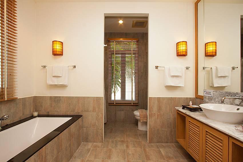 Bathroom Blue Lagoon Hua Hin 201 in Hua Hin