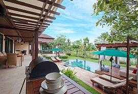 Villa Qualitas | Exclusive 3 Bed Waterfront Retreat Hua Hin