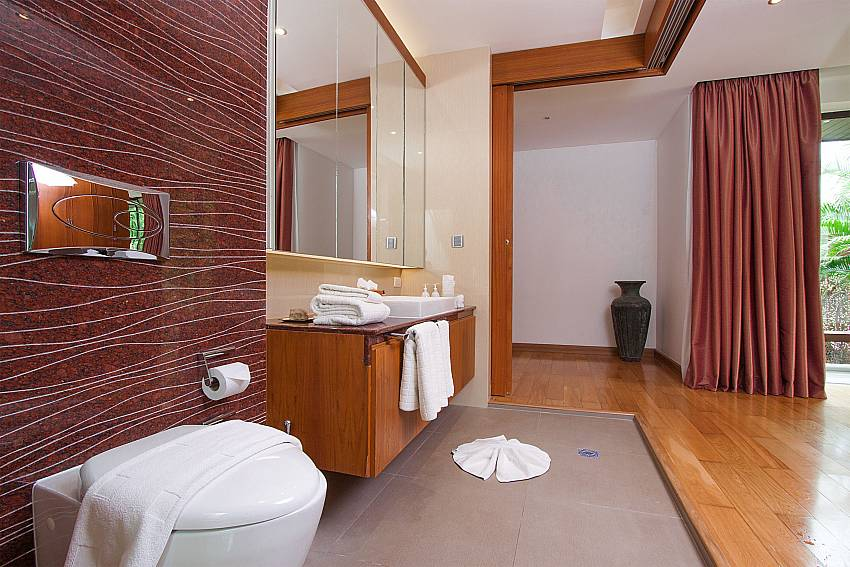 Bathroom Villa Qualitas in Hua Hin