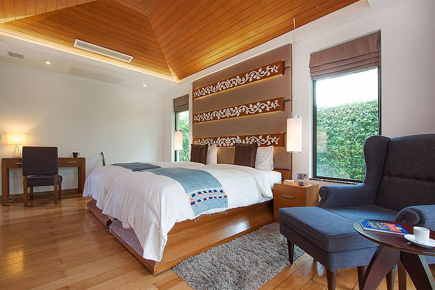 Bedroom Villa Qualitas in Hua Hin