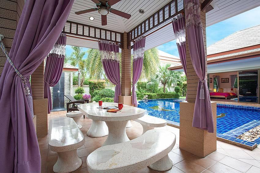 3 Bedroom Thammachat Madonna Villa_Huay Yai_Pattaya_Thailand