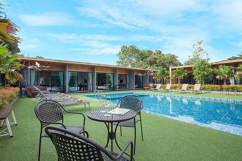 Relax by the pool-Stargaze Resort_Jomtien_Pattaya_Thailand