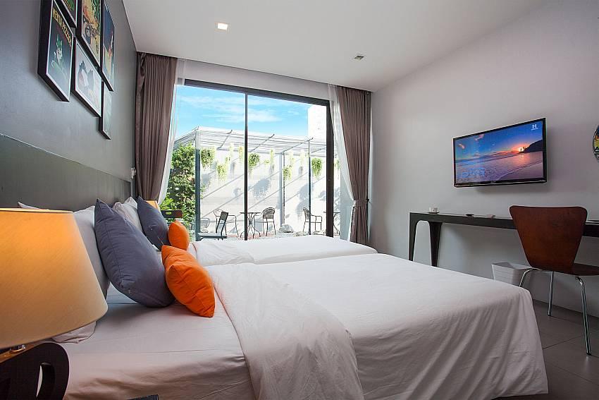 Single bed rooms-Stargaze Resort_Jomtien_Pattaya_Thailand