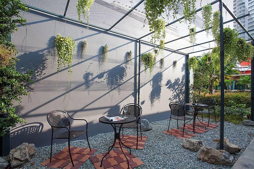 Private terrace single bedroom-Stargaze Resort_Jomtien_Pattaya_Thailand