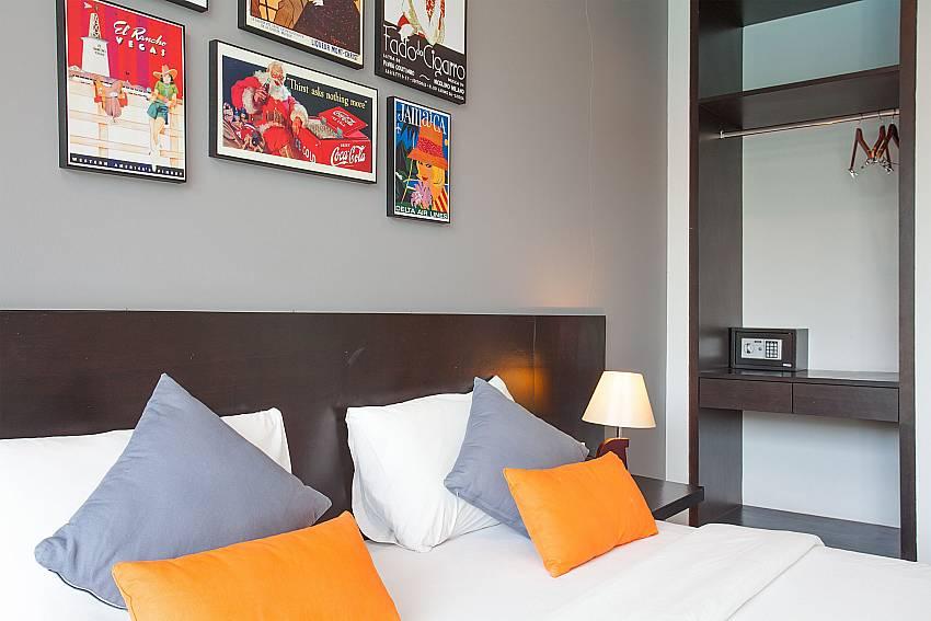 kingsize bedroom-Stargaze Resort_Jomtien_Pattaya_Thailand