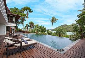 Amaroo Villa | Luxury 4 Bed Pool Home in Southwest Samui
